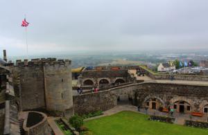 Stirling Castle Scotland Tours